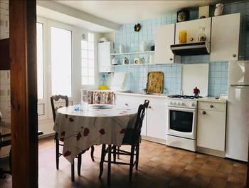 Maison 2 pièces 112 m2