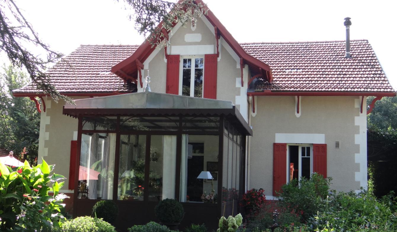 Maison avec terrasse Saugnacq-et-Muret