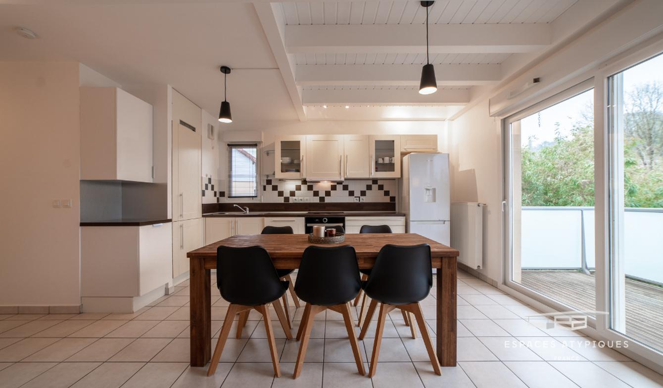 Appartement avec terrasse Minzier