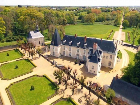 vente Château 15 pièces 700 m2 Laval