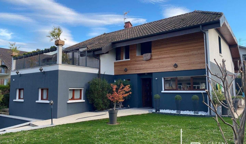 Maison avec piscine et jardin Maxilly-sur-Léman