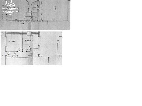 Vente maison 3 pièces 50,06 m2