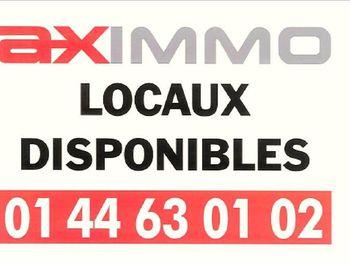 locaux professionels à Paris 5ème (75)