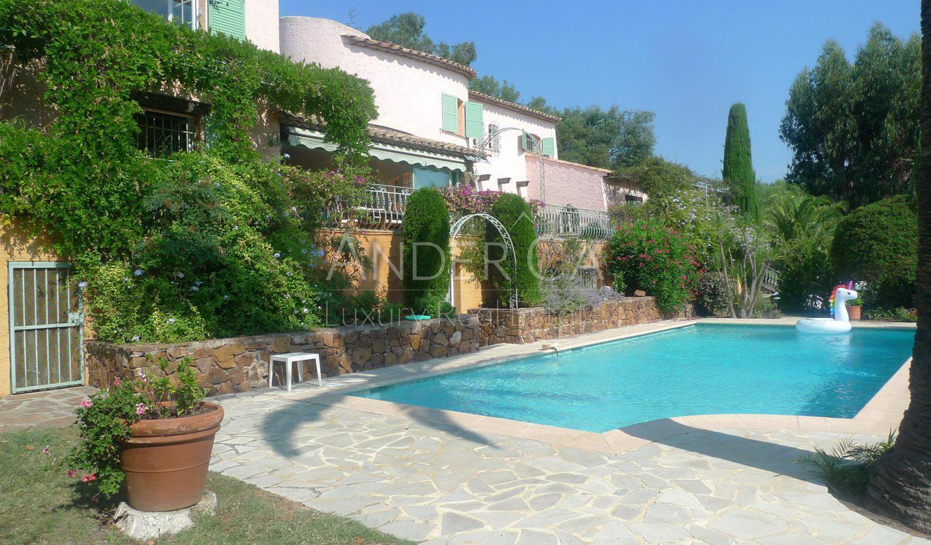 Propriété avec piscine Theoule-sur-mer