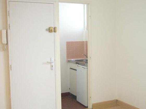 Location appartement 2 pièces 22 m2