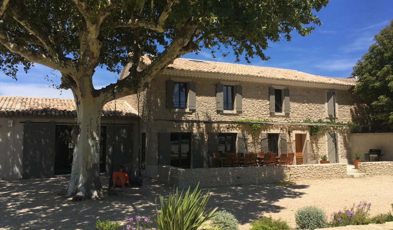 House with pool and garden L'Isle-sur-la-Sorgue