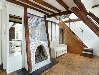 Appartement meublé 2 pièces 43,92 m2