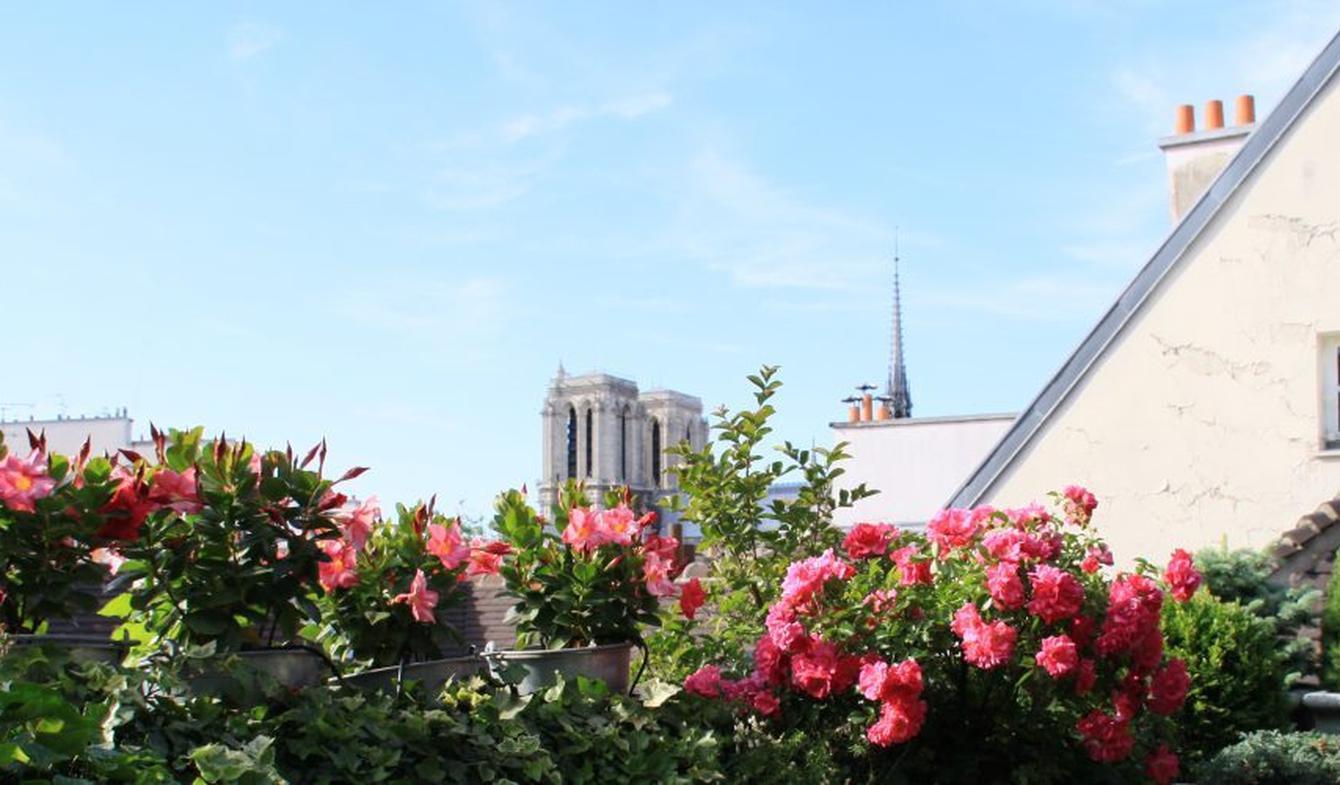 Hôtel particulier classé monument historique et salle de réception Paris 5ème