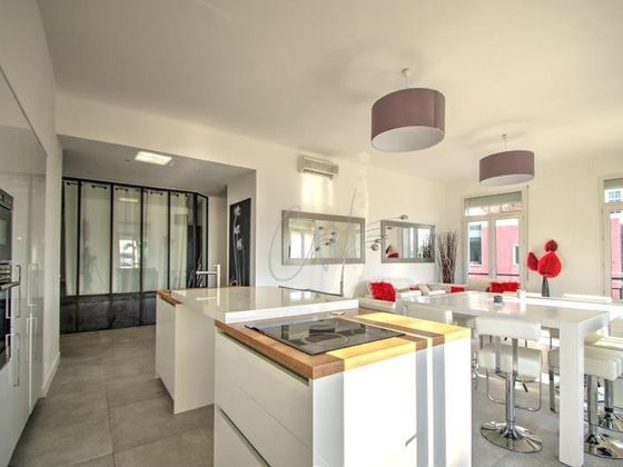 Vente appartement 5 pièces 125 m2