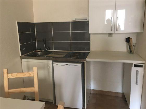 Location appartement meublé 2 pièces 39,32 m2