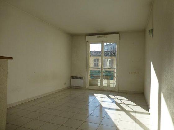 Location studio 22,94 m2