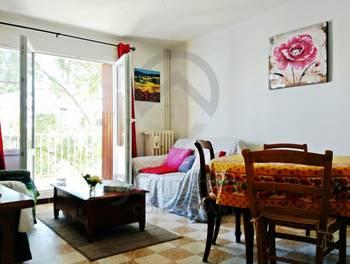 Appartement 2 pièces 43,65 m2