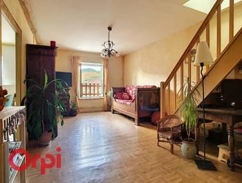 Appartement 4 pièces 95,83 m2