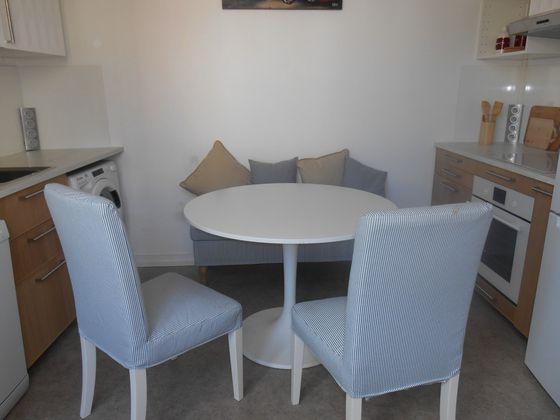 Location appartement meublé 3 pièces 52,39 m2