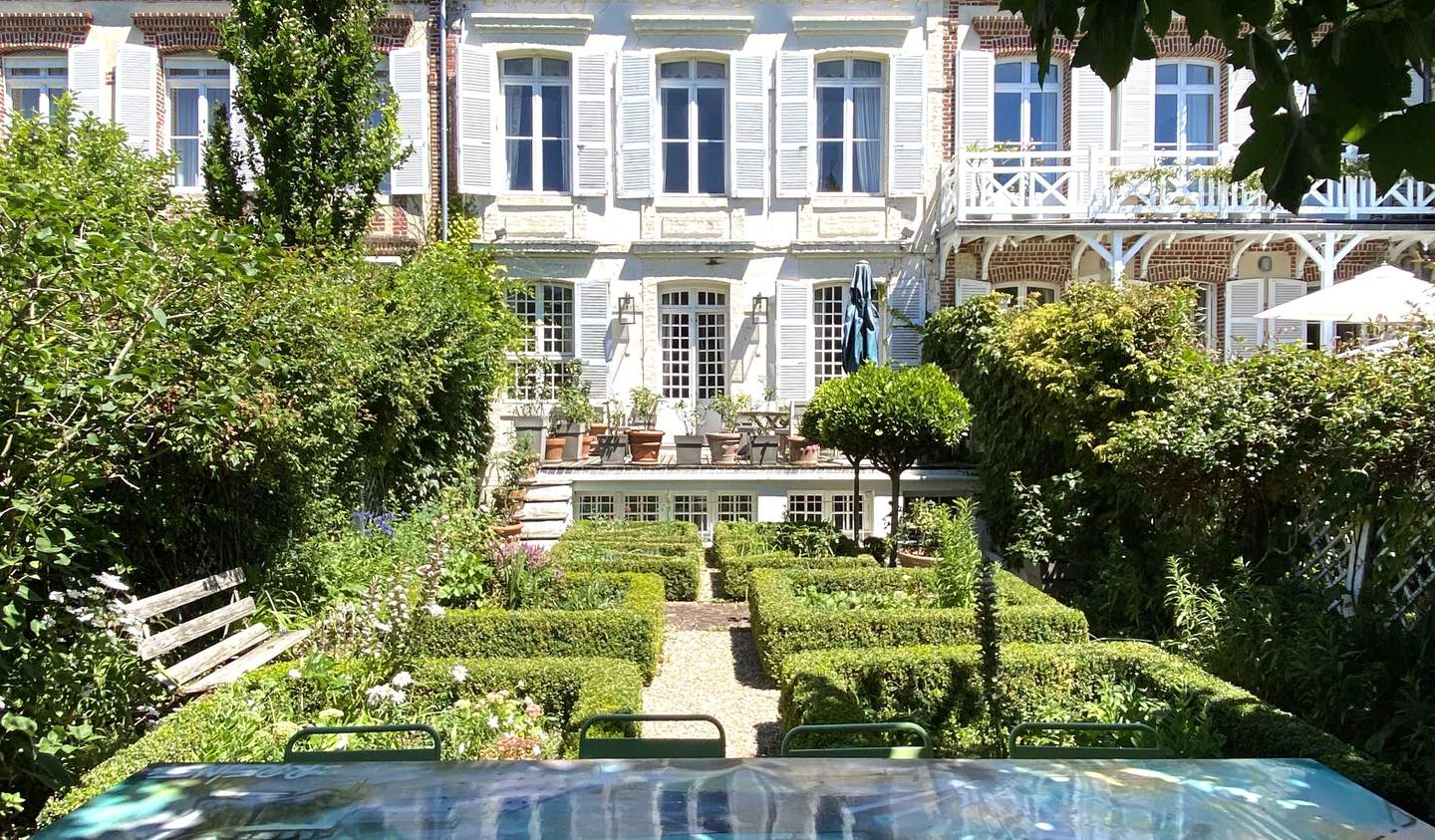 Private mansion Deauville