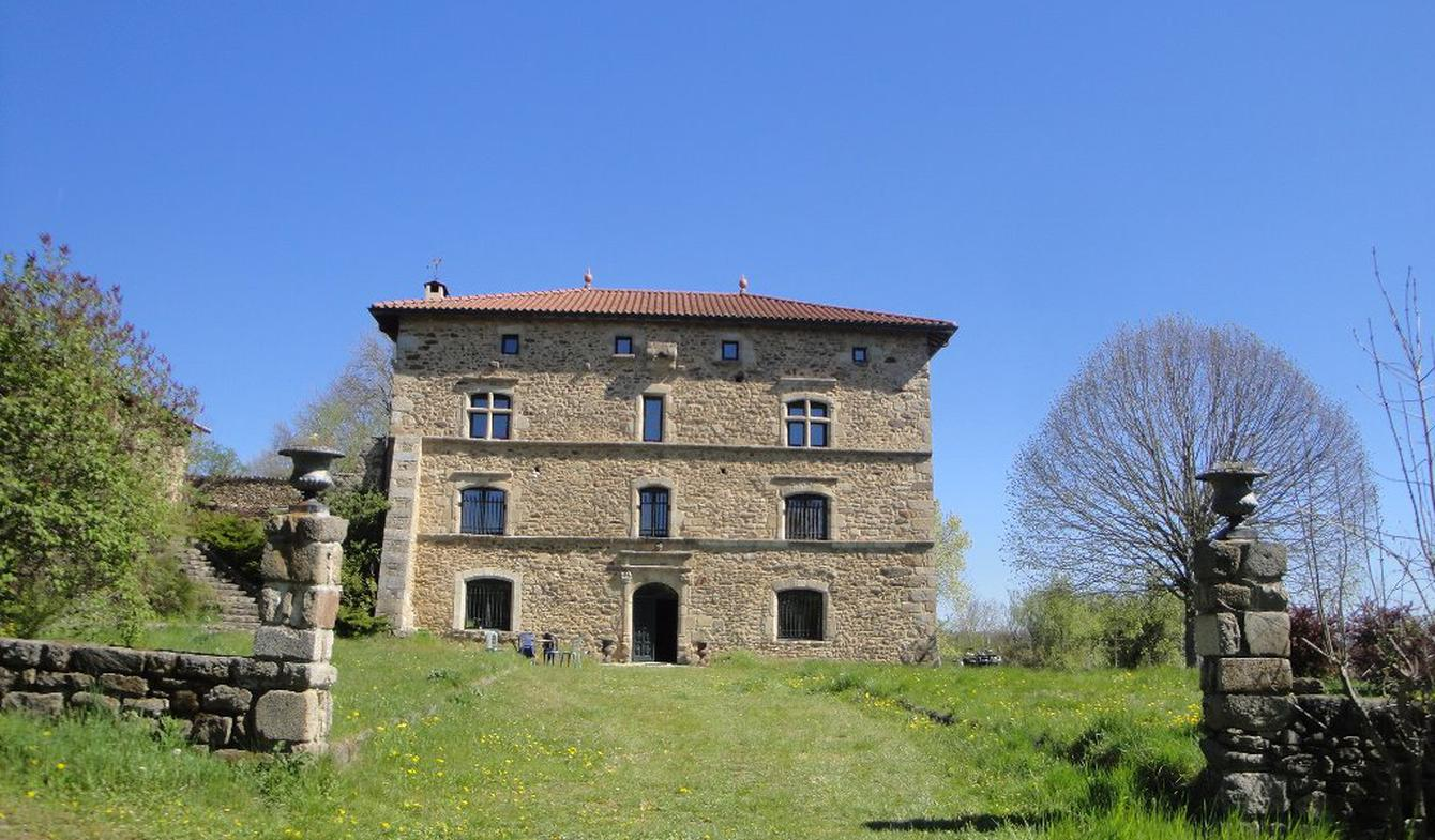 Castle Saint-Bonnet-le-Chastel
