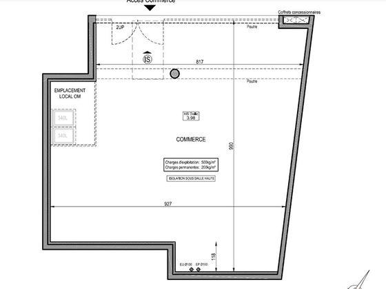 Vente divers 84 m2