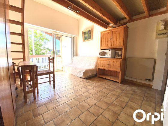 Vente appartement 2 pièces 26,5 m2