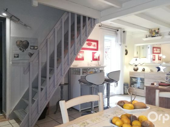 Vente maison 4 pièces 48,52 m2