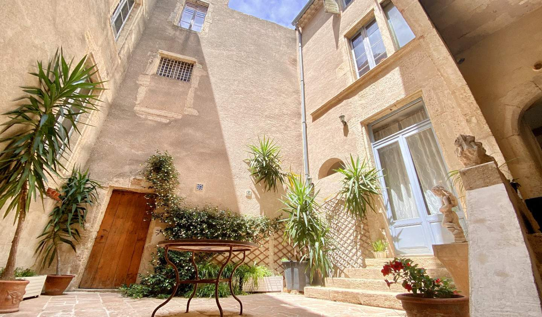 Maison avec terrasse Pezenas