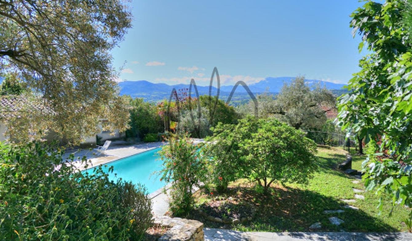 Maison avec piscine Nyons