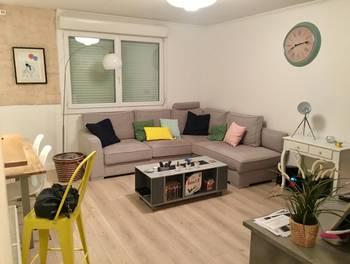 Appartement meublé 4 pièces 80 m2