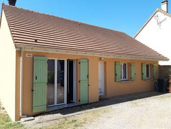 Maison 5 pièces 82,59 m2