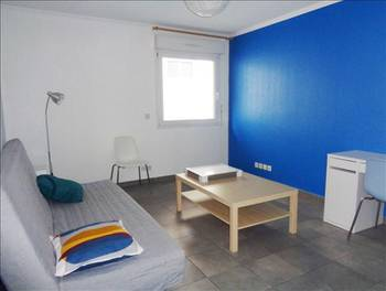 Studio meublé 25,64 m2