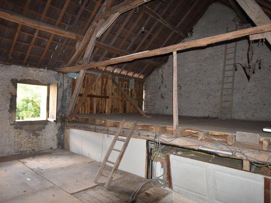 Vente maison 2 pièces 55,5 m2
