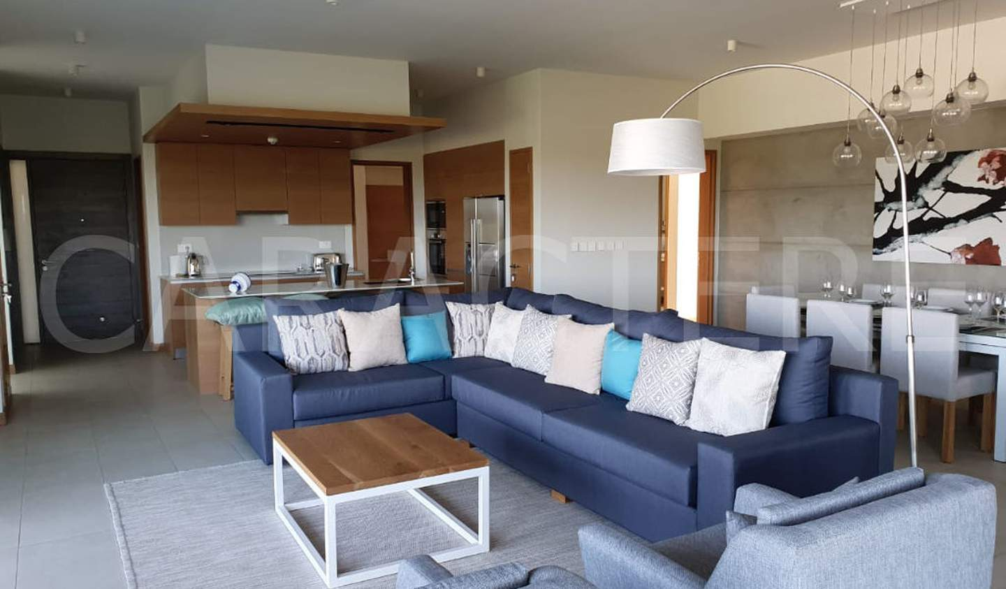 Apartment with terrace Grand Baie