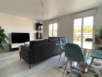 Appartement 2 pièces 52,91 m2