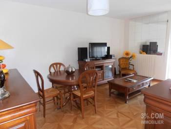 Appartement 4 pièces 83,75 m2