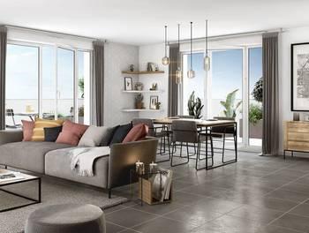 Appartement 2 pièces 39,77 m2