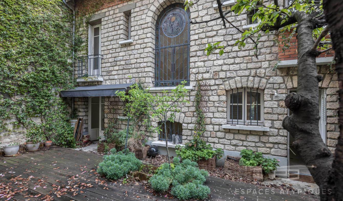 Maison avec terrasse Paris 20ème
