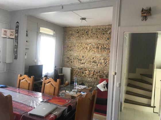 Location maison meublée 3 pièces 68 m2