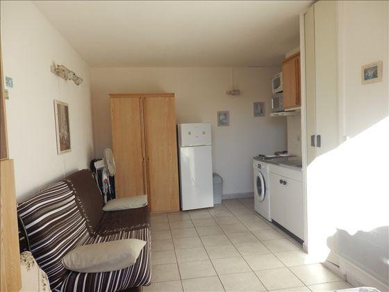 Vente appartement 2 pièces 25,27 m2