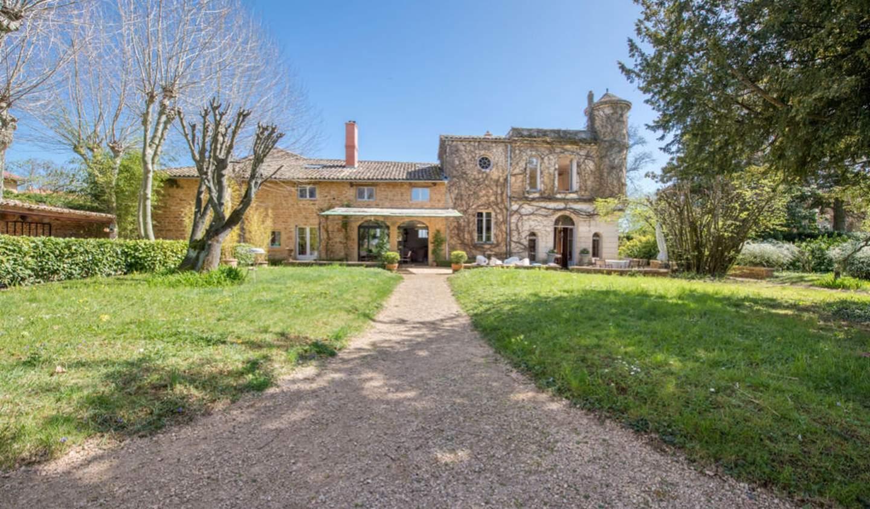 House Villefranche-sur-saone