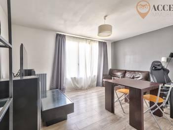 Appartement 4 pièces 72,44 m2