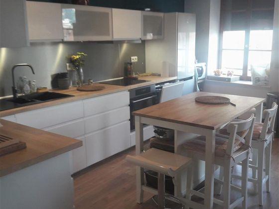 vente Appartement 5 pièces 114 m2 Saint-Etienne