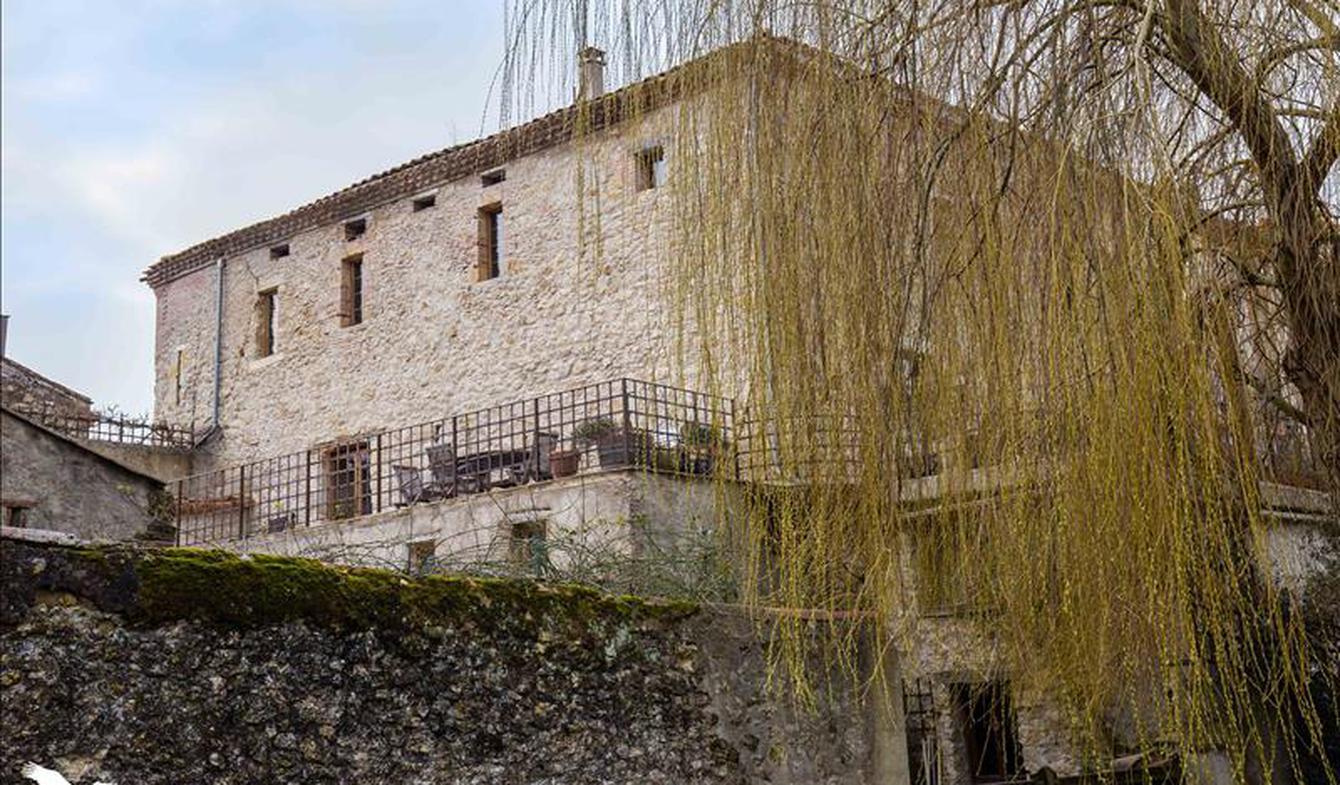 Maison Saint-Ybars