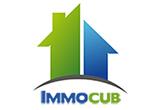 logo de l'agence IMMOCUB