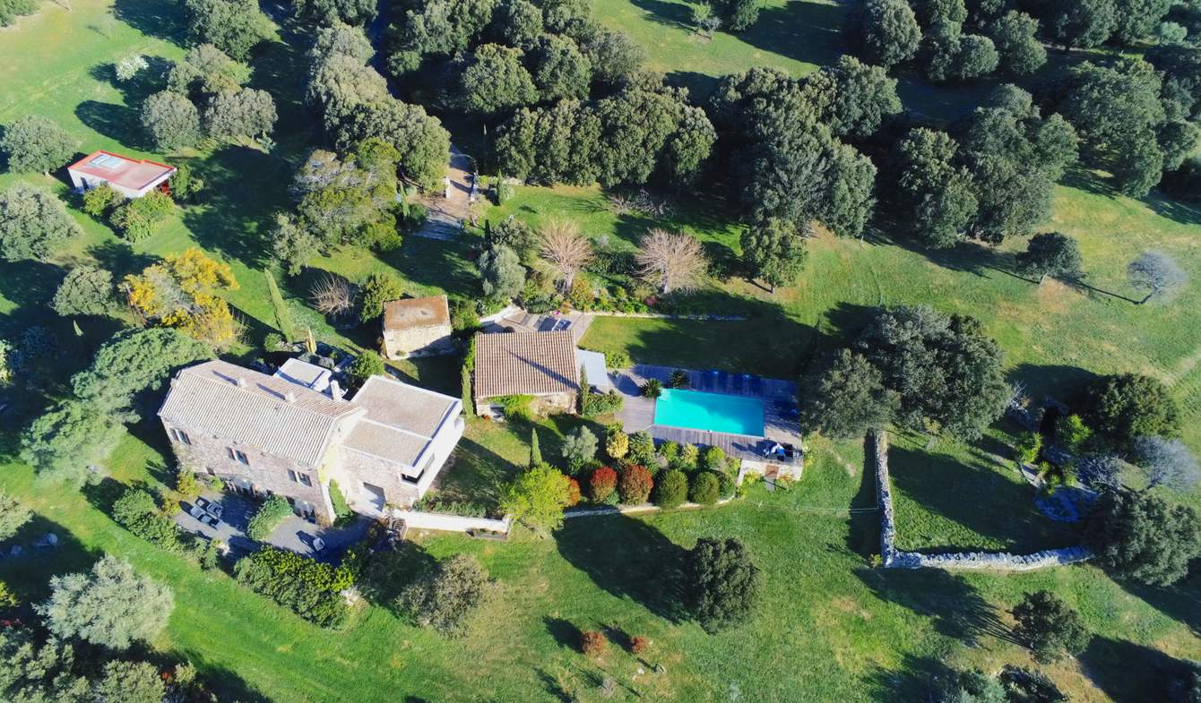 House with pool Saint-Florent