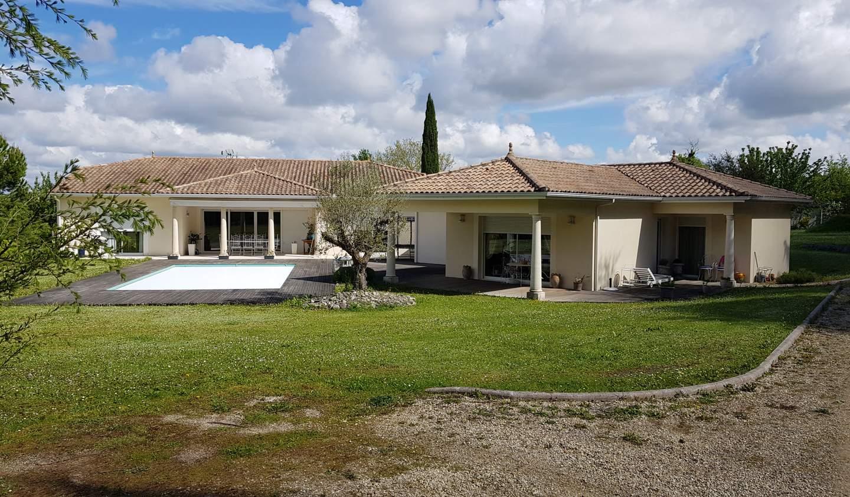 Maison avec terrasse Chalais