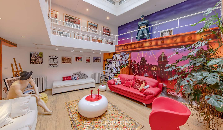 Appartement avec terrasse Rouen