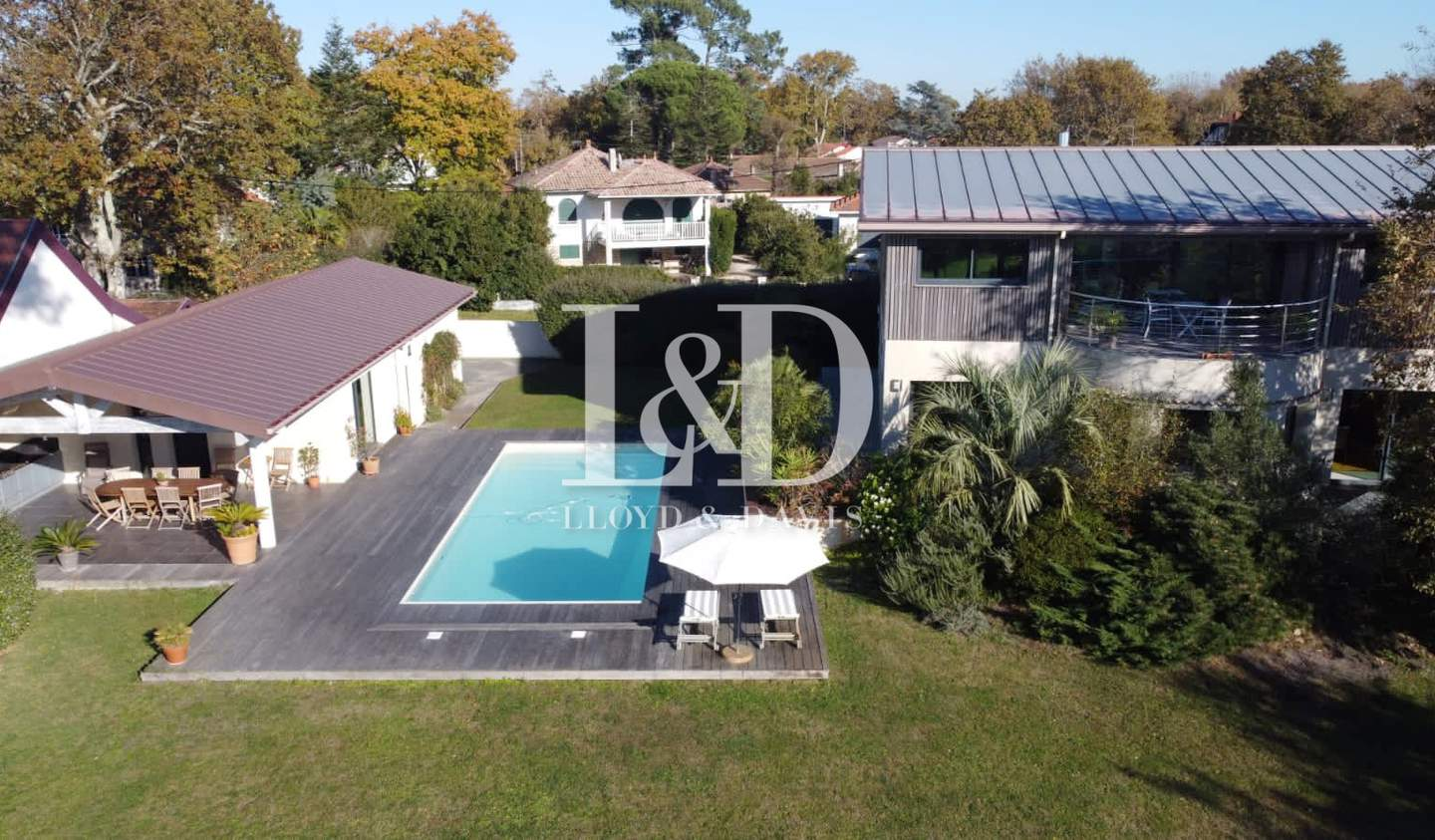 Villa with pool and terrace Andernos-les-Bains