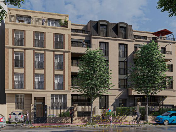 Vente appartement 3 pièces 72,58 m2