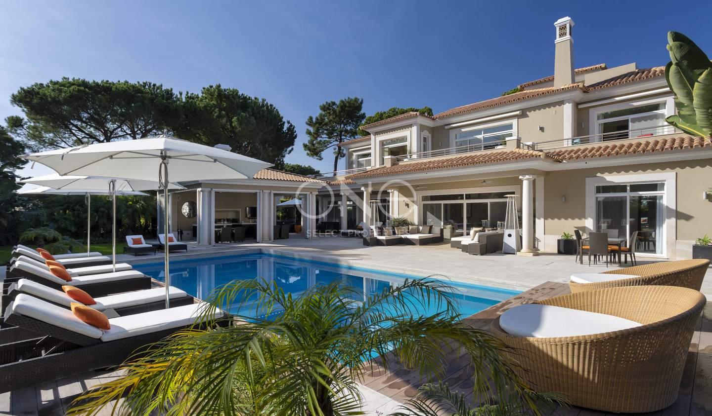 Seaside house with pool Almancil