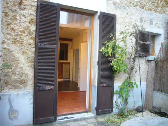 Location studio 26,54 m2