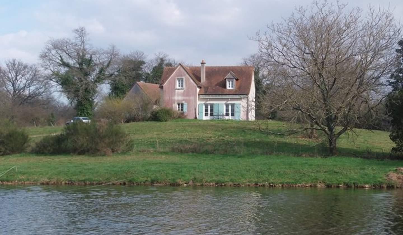 Maison Saint-Sulpice-les-Feuilles