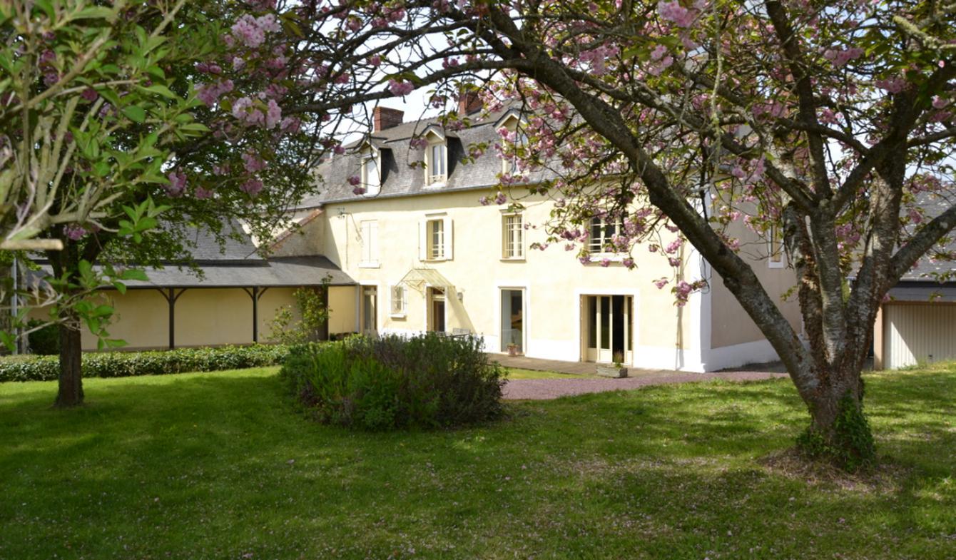House Saint-Méen-le-Grand